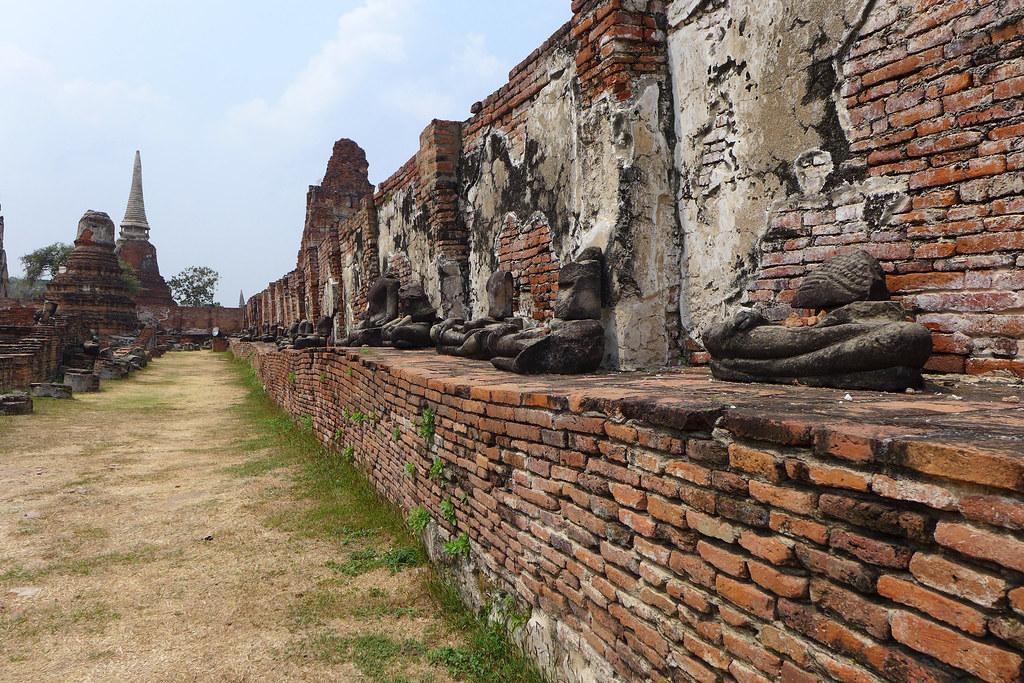 Thaïlande - Ayutthaya - 028 - Wat Maha That