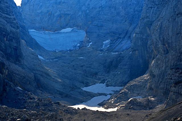 Blaueis glacier, Berchtesgaden