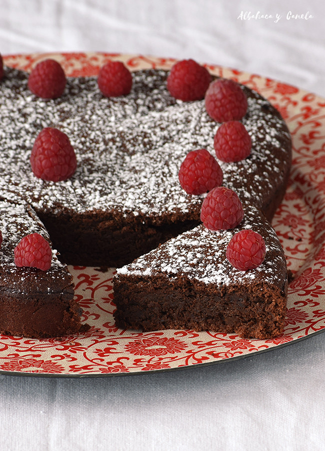 Chocolate fudge cake gluten free