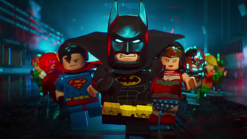 The LEGO Batman Movie - screenshot 12
