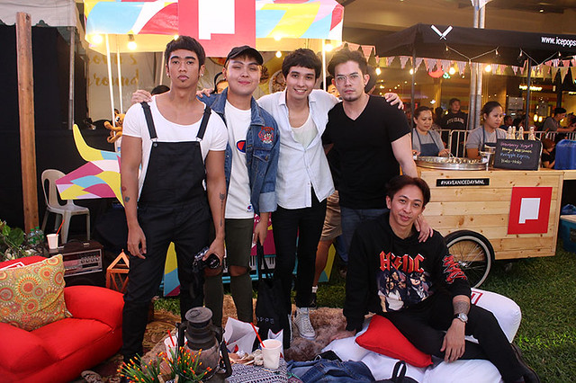 Penshoppe UP Town Center Duane Bacon Blogger Mens Ryuji Nate Edward