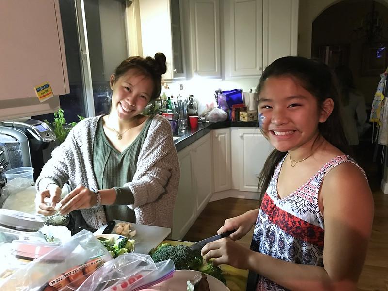 November 2016 Family Dinner
