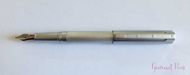 Review Staedtler Initium Metallum Fountain Pen @Penworld_be @STAEMars (7)