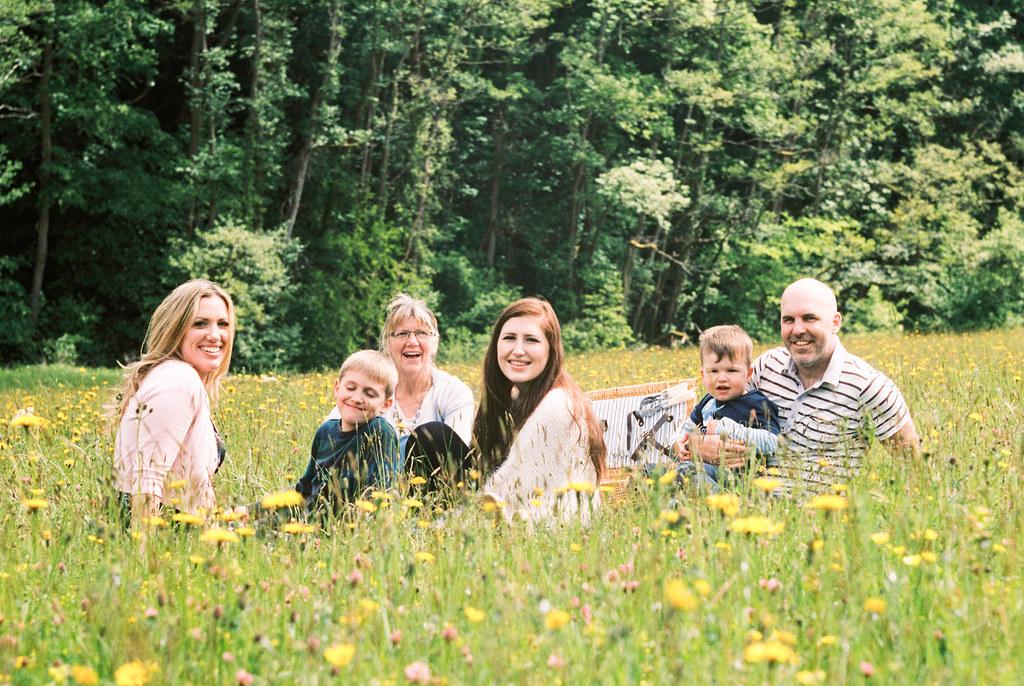 Faye & Family
