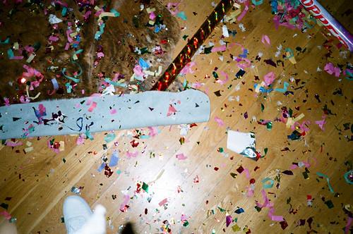Alison's Suprise Party