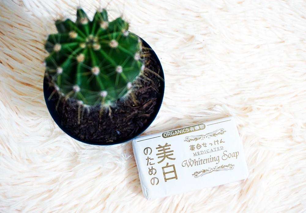 Yamashiro Japan's Organic Deep Intensive Whitening Soap - thedailyposh