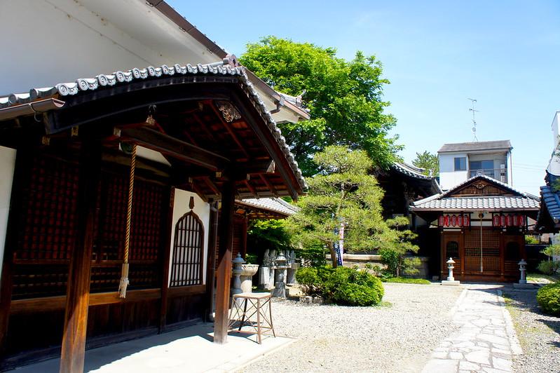 境内/革堂 行願寺(Kodo, Gyogan-ji Temple / Kyoto City) 2015/05/11