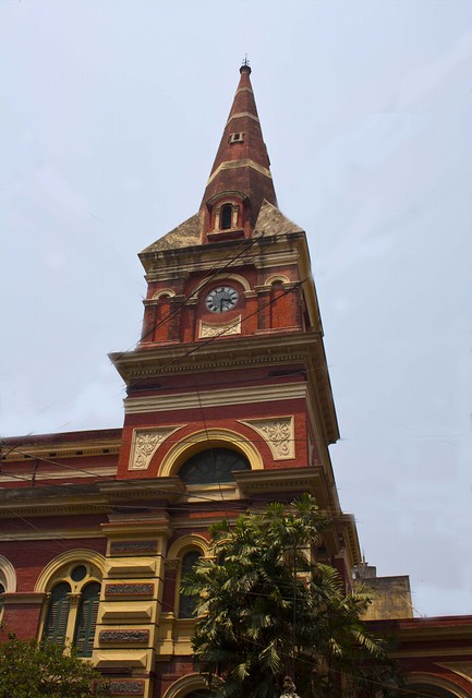 Magen David Synagogue - Kolkata, India