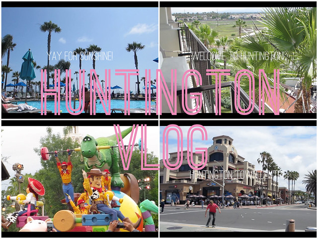huntington vlog