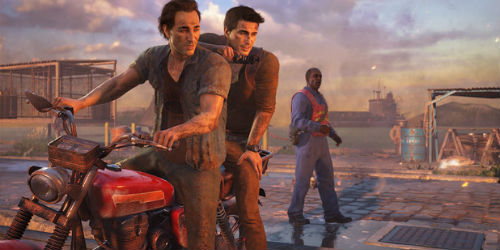 Naughty Dog: scrap Uncharted 4 after eight months of development