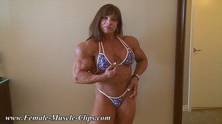 Tina Zampa | by Female-Muscle-Clips