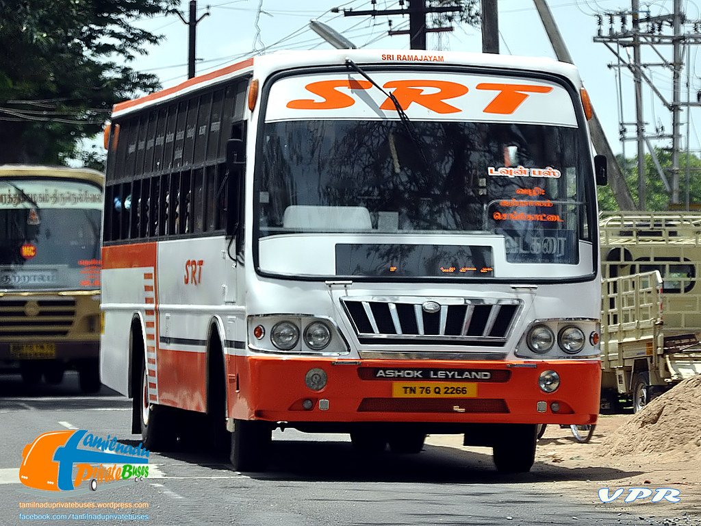 ... TN76Q.2266 Of SRT City Bus Route Tenkasi-Vadakarai | by pooraja.v