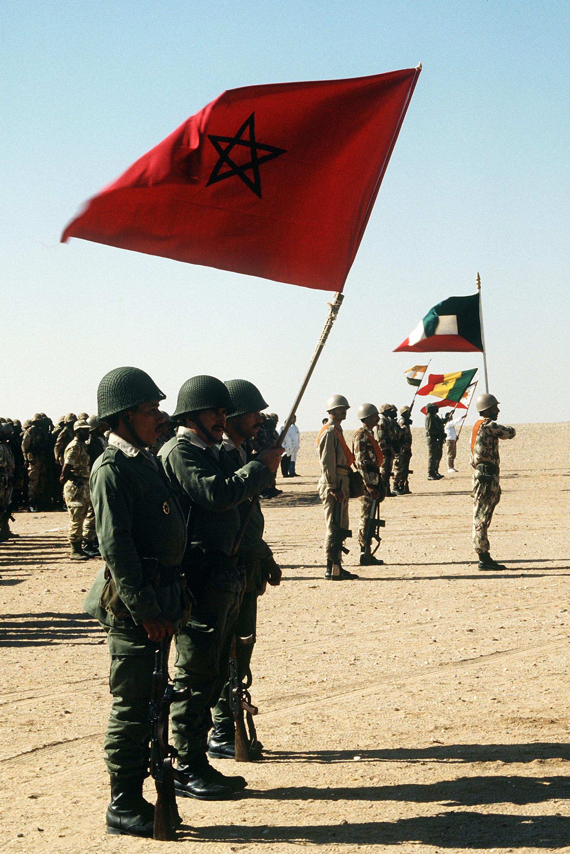 Les F.A.R durant la guerre du Golfe 1990/91 31044391983_dbacdeea17_o