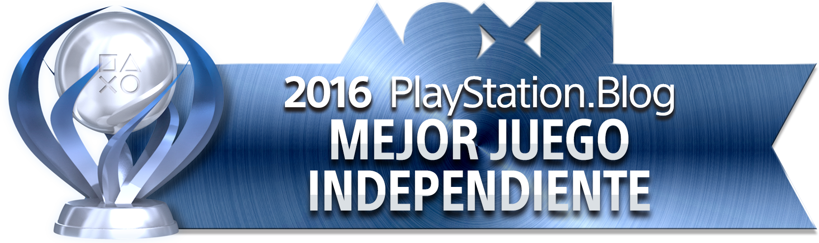 Best Independent Game - Platinum