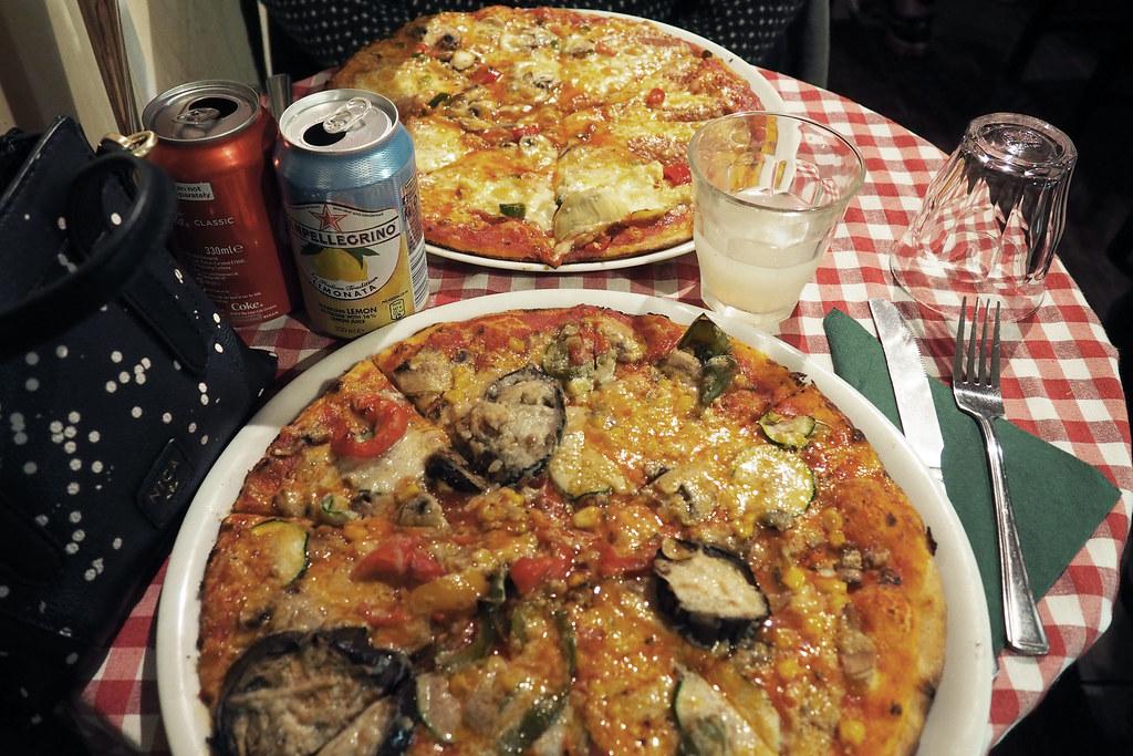 nova pizza ediburgh