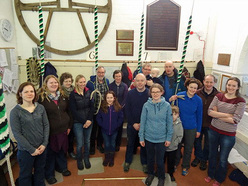 Whickham Ringers Visit Barrow | by BarrowBells