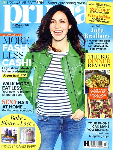 PRIMA Magazine - March 2017 - Cover