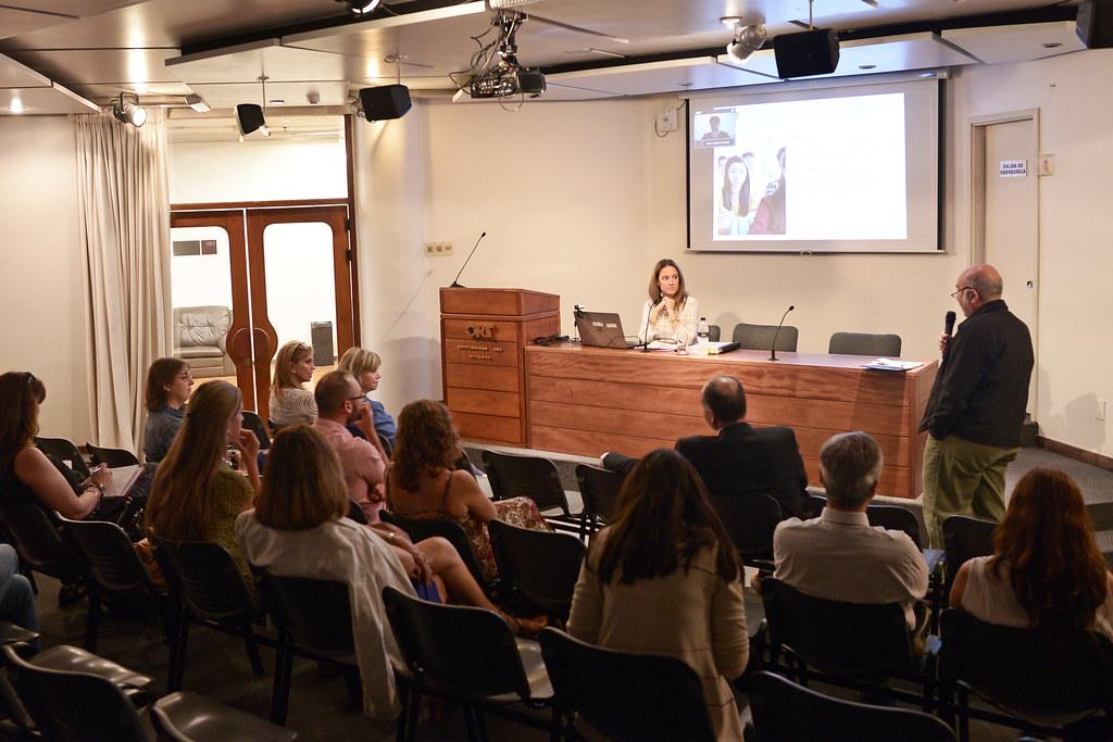 Defensa de tesis doctoral de María Azpiroz - Diciembre 2016