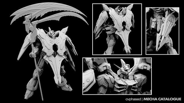 Dragon Momoko - 'MG' 1/100 Gundam Deathscythe Hell