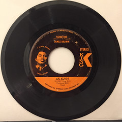 JAMES BROWN:LET A MAN COME IN AND DO THE POPCORN PART ONE(RECORD SIDE-B)