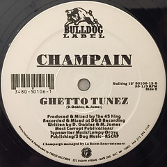 CHAMPAIN:CORRUPTION EVERYDAY(LABEL SIDE-B)