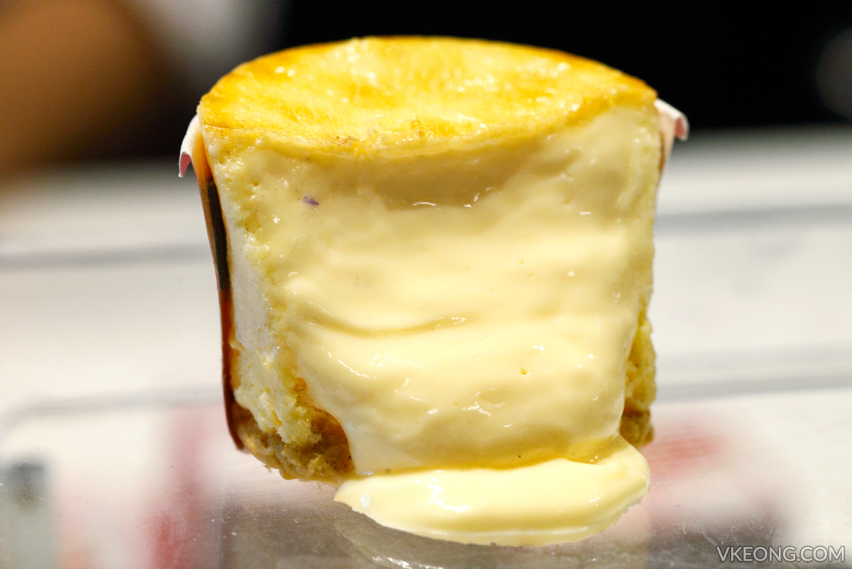 Milch Cheese Cup Molten Cheese Center
