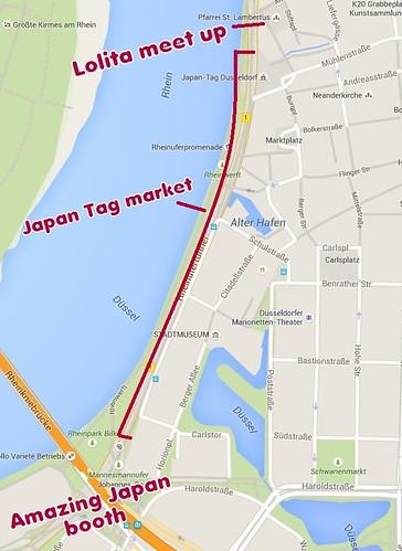 Japan Tag Map