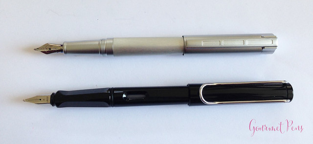 Review Staedtler Initium Metallum Fountain Pen @Penworld_be @STAEMars (6)