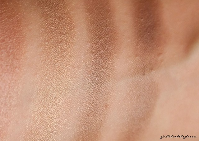 Catrice Absolute Nude Eyeshadow Palette swatches2