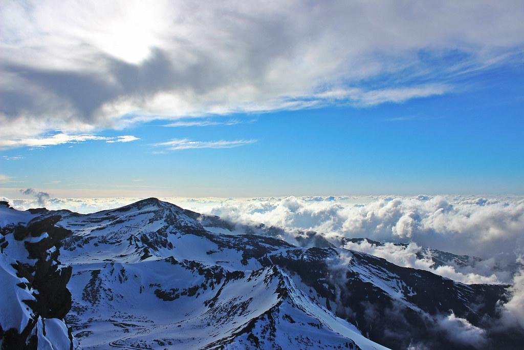 Mulhacen-Sierra-Nevada-Granada