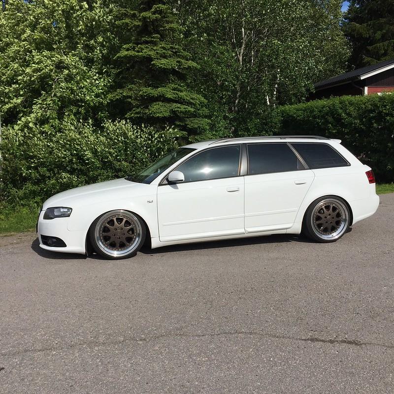 Zoml: Audi A4 B7 Avant //Mätäs Crew 19260838902_c99f5aa453_c