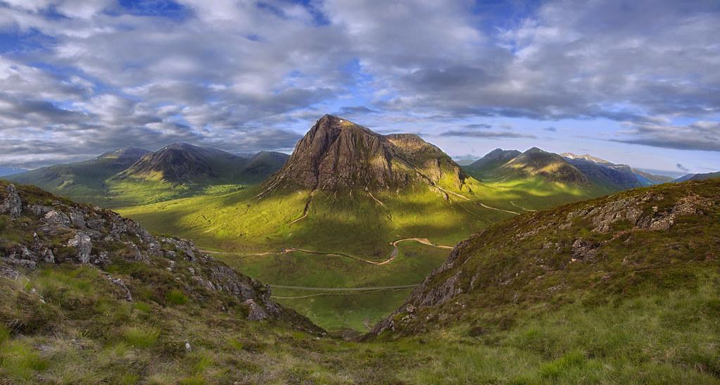The Highlands Scotland Tour