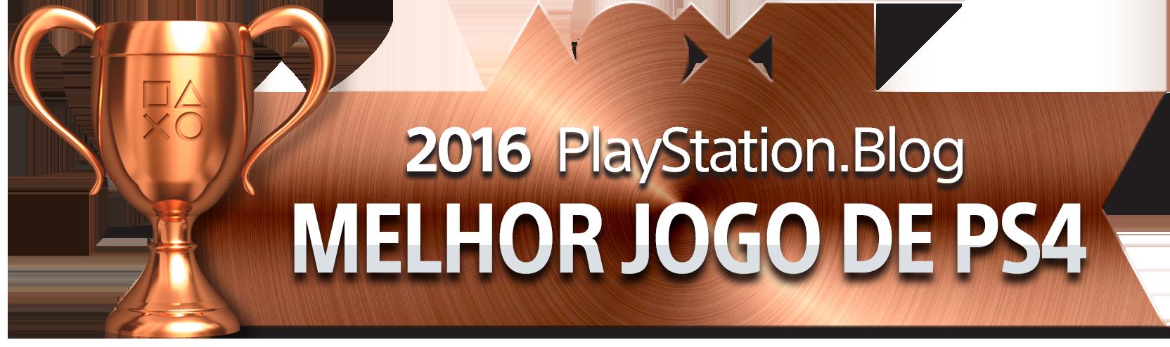 Melhor Jogo de PS4 - Bronze