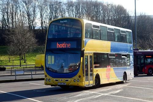 The Lancashire Way to Preston   Seen here in Burnley Bus Sta…   Flickr