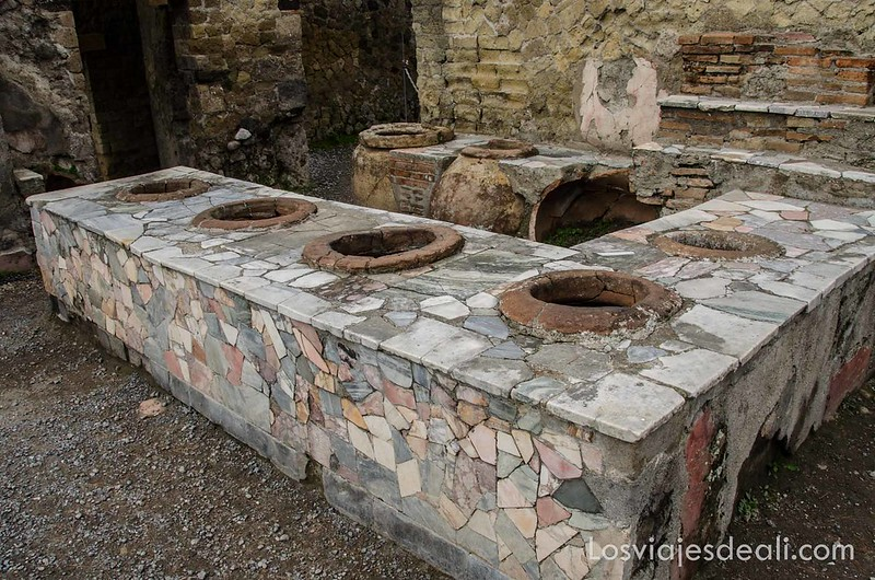 taberna visita a Herculano