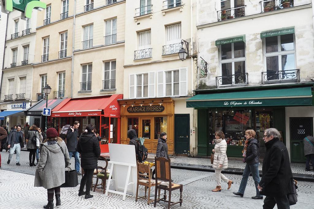 Paris streets 2