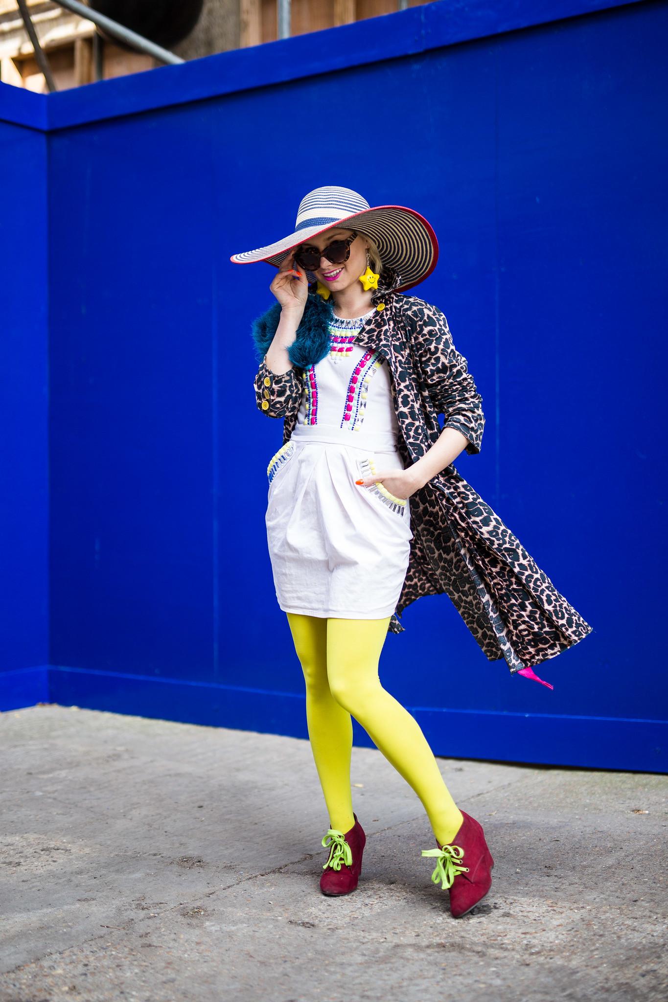 Street Style - Twinks Burnett, Graduate Fashion Week