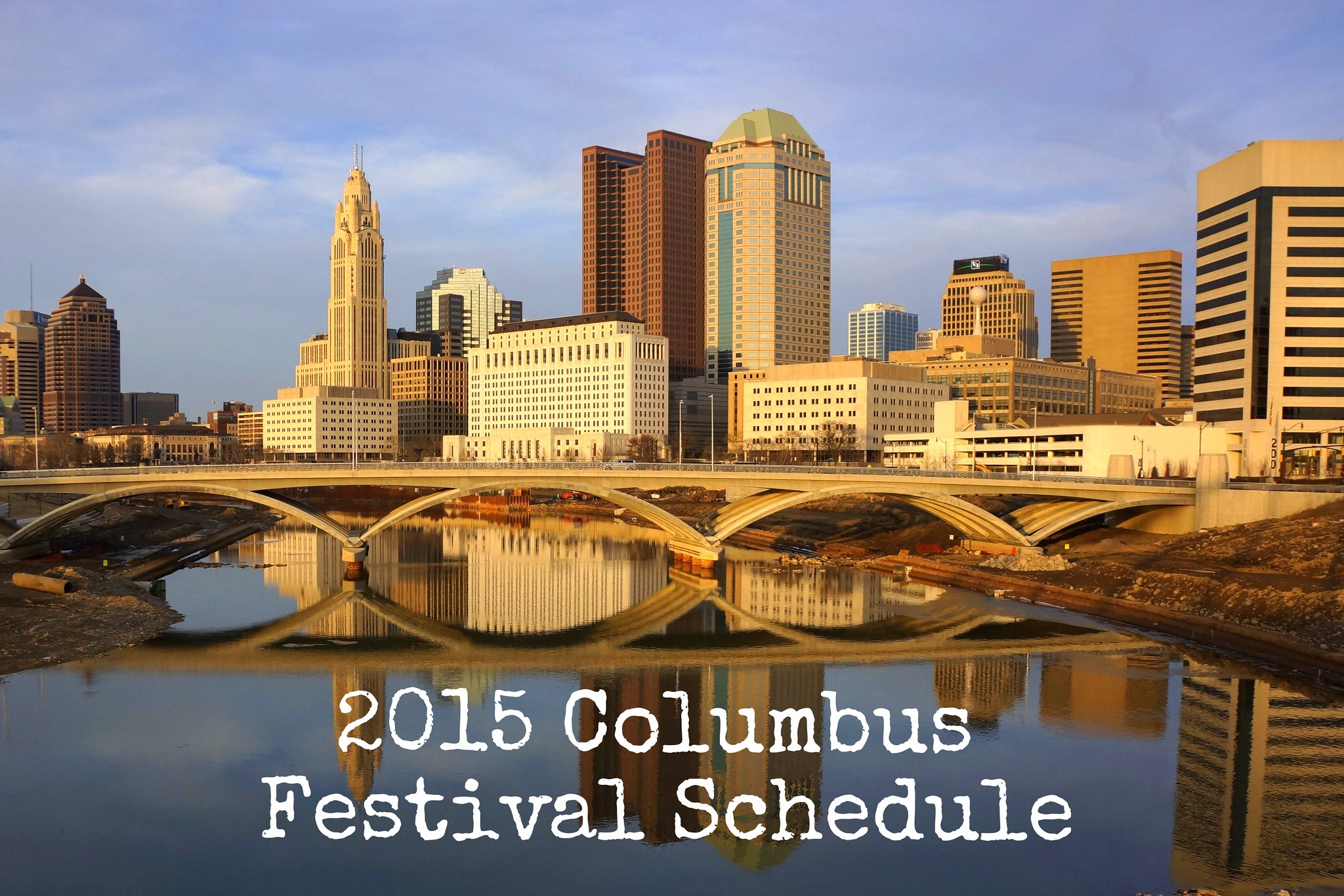 columbus ohio festival schedule