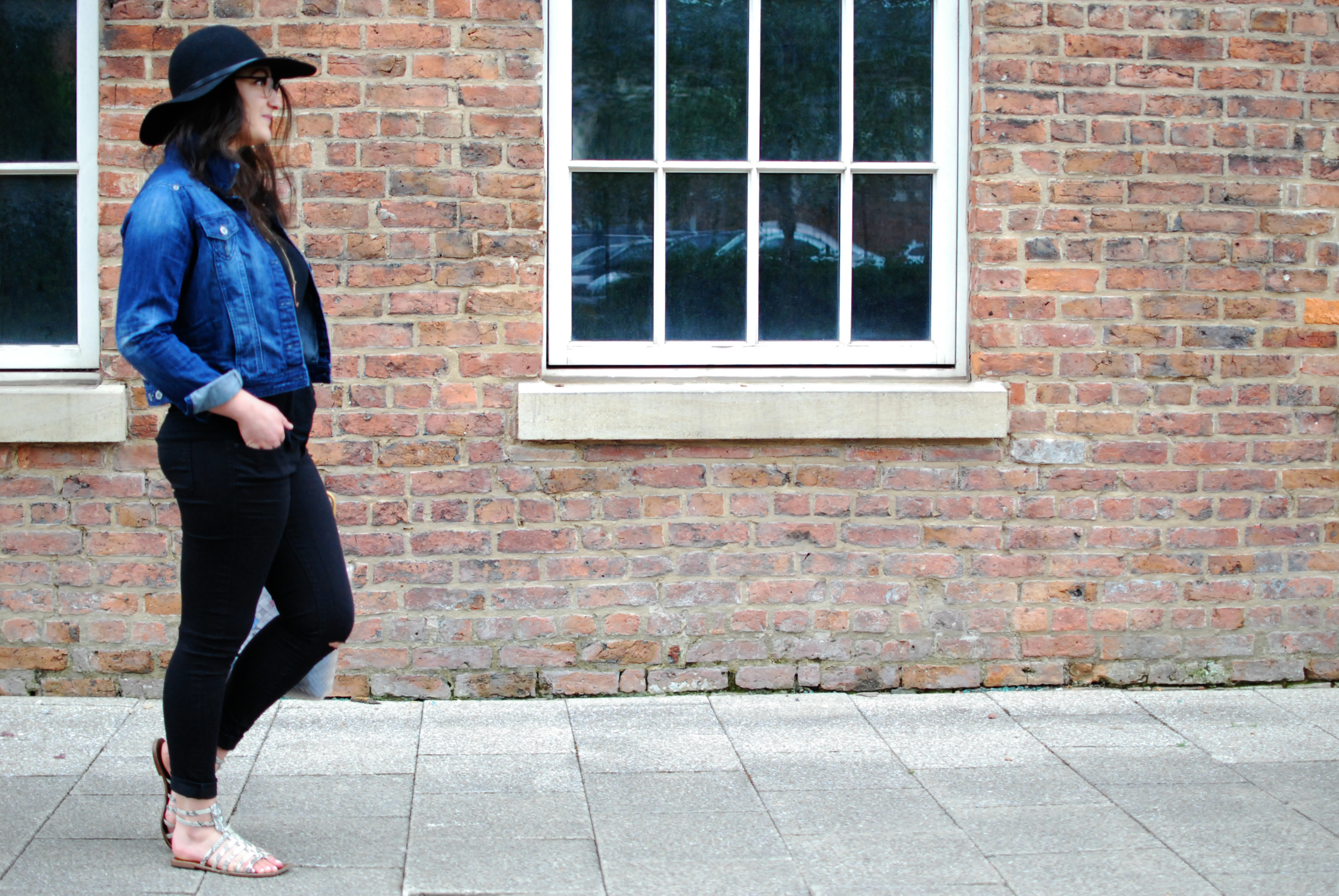 Summer uniform denim and hats