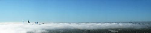 Mist Over Brisbane