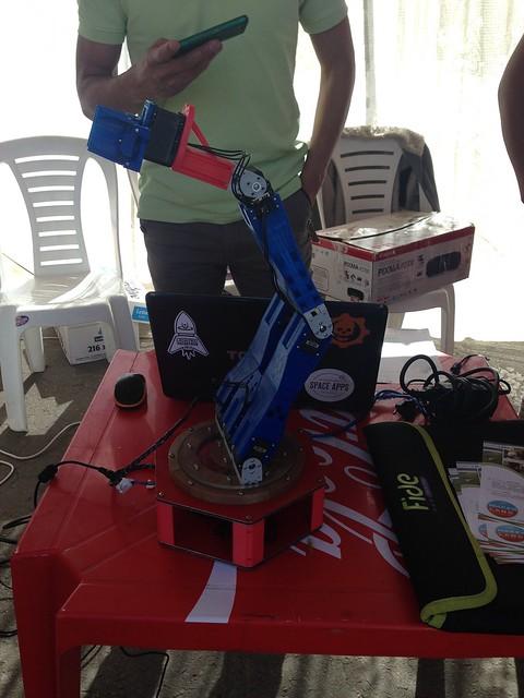 Feria Tecnológica - Educa Innova . 21 de Junio de 2015. Cochabamba