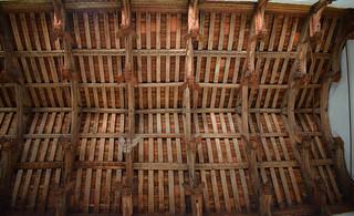 Coddenham roof
