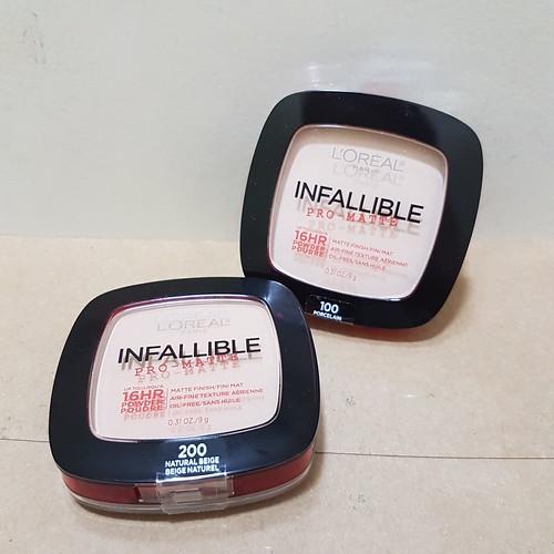 L'Oreal Infallible Makeup
