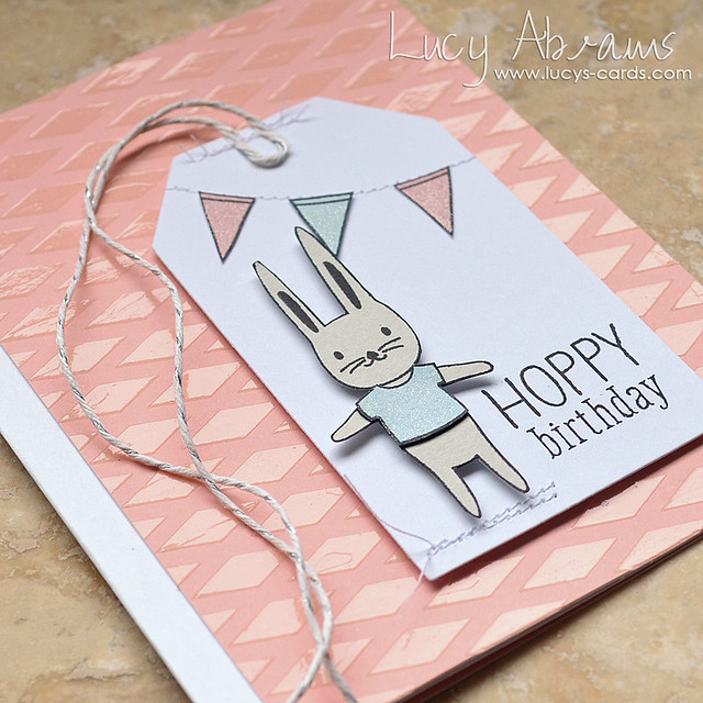 Hoppy Birthday 2 by Lucy Abrams