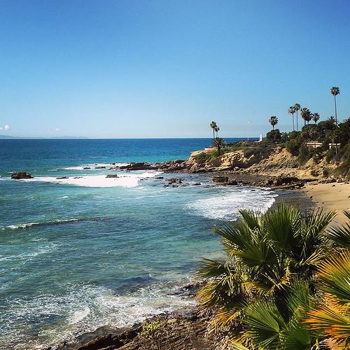 #MeuOceano---@luciamalla-Laguna-Beach