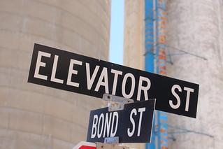 Elevator St.