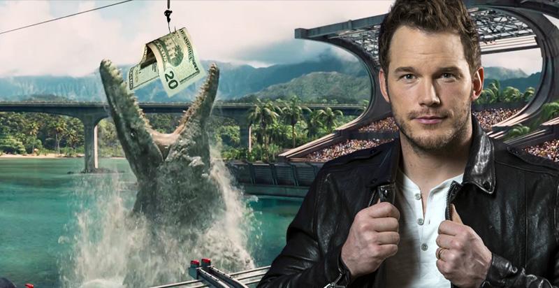 Jurassic Money