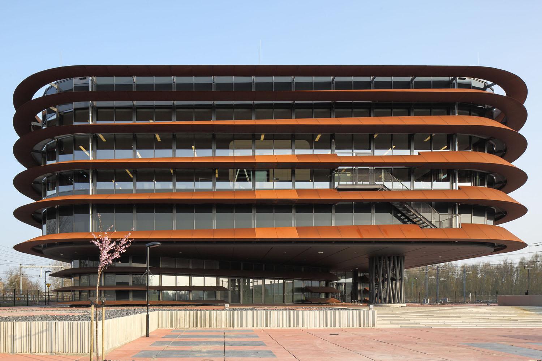 mm_Train khiển Centre Utrecht thiết kế bởi de Jong Gortemaker Algra_08