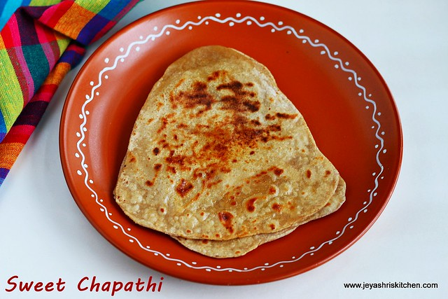 triangle-chapathi