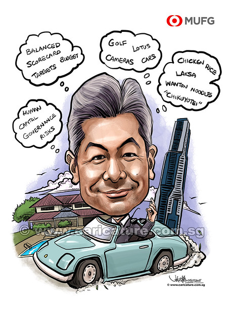 boss digital caricature for MUFG (watermarked)